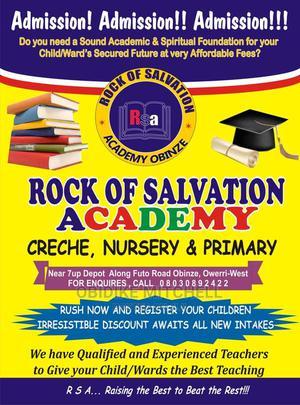 Nursery/Primary School Teachers Needed   Teaching Jobs for sale in Imo State, Owerri