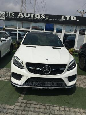 Mercedes-Benz GLE-Class 2018 White   Cars for sale in Lagos State, Victoria Island