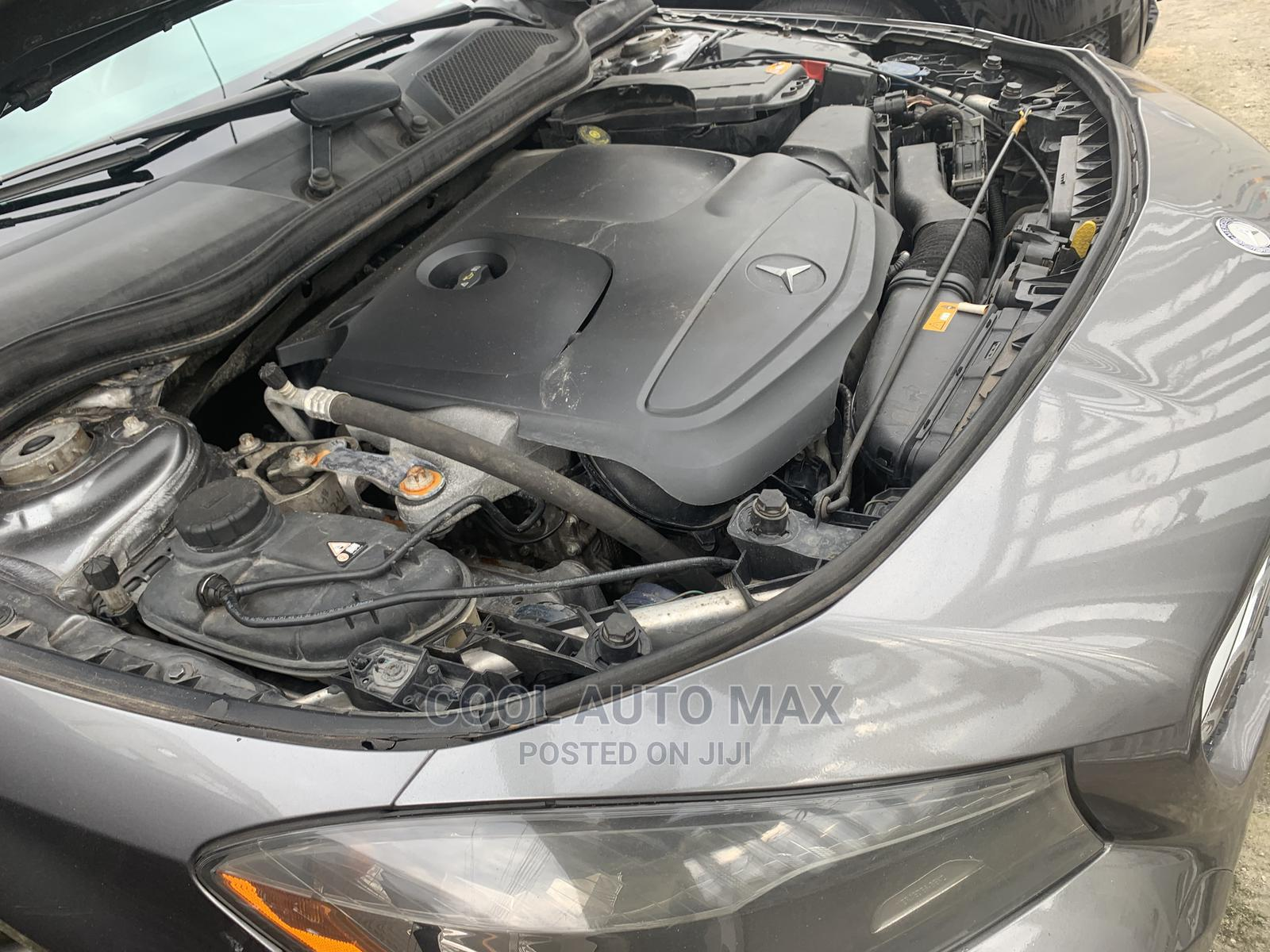 Mercedes-Benz CLA-Class 2014 Gray   Cars for sale in Ikeja, Lagos State, Nigeria