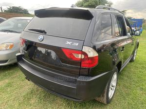 BMW X3 2006 2.5i Black | Cars for sale in Abuja (FCT) State, Gaduwa