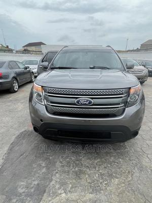 Ford Explorer 2011 Gray   Cars for sale in Lagos State, Amuwo-Odofin