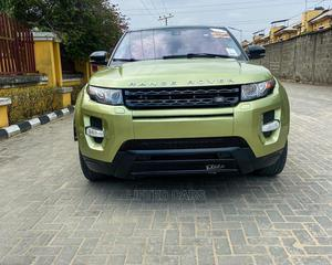 Land Rover Range Rover Evoque 2013 Green | Cars for sale in Lagos State, Lekki