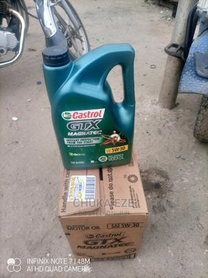 Castrol 5w-30 Gtx Magnetic | Vehicle Parts & Accessories for sale in Lagos State, Amuwo-Odofin