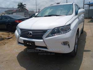 Lexus RX 2013 White   Cars for sale in Lagos State, Ajah