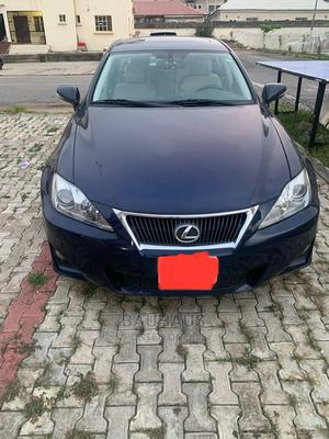 Lexus IS 2012 250 Blue   Cars for sale in Abuja (FCT) State, Gwarinpa