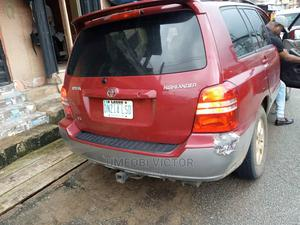 Toyota Highlander 2004 Red   Cars for sale in Imo State, Owerri