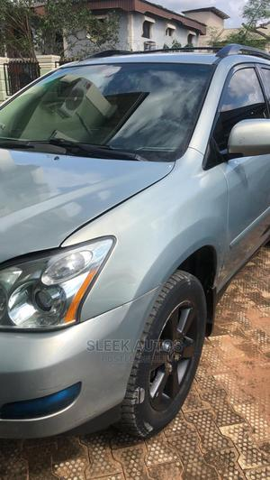 Lexus RX 2005 330 4WD Green | Cars for sale in Edo State, Benin City