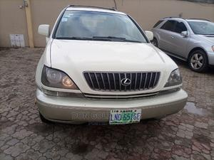 Lexus RX 2005 White | Cars for sale in Lagos State, Ikeja
