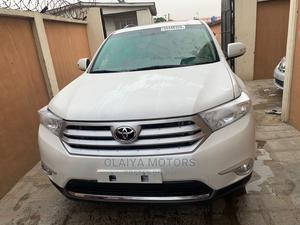 Toyota Highlander 2011 SE Pearl | Cars for sale in Lagos State, Oshodi