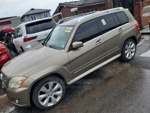 Mercedes-Benz GLK-Class 2011 350 4MATIC Gold | Cars for sale in Lagos State, Surulere