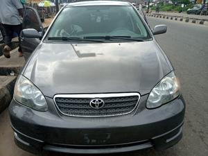 Toyota Corolla 2005 1.4 D-4d Gray   Cars for sale in Oyo State, Ibadan