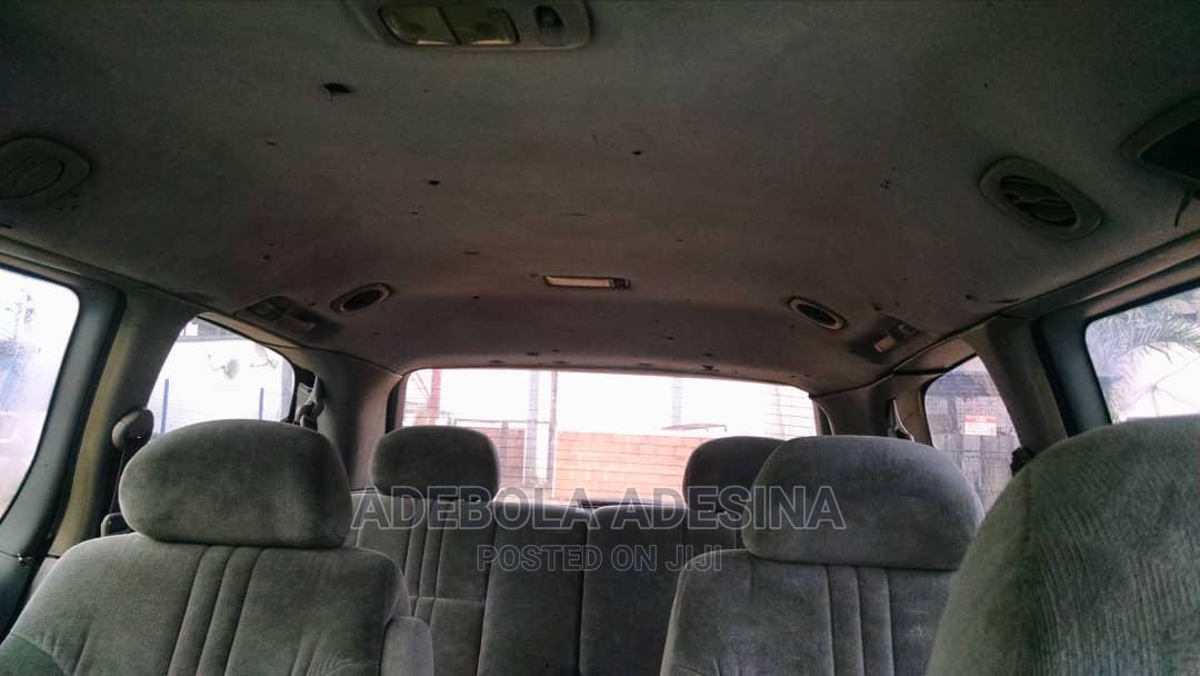 Toyota Sienna 2002 CE Gold   Cars for sale in Ikeja, Lagos State, Nigeria