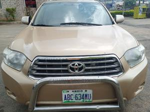 Toyota Highlander 2009 Limited Gold | Cars for sale in Abuja (FCT) State, Apo District