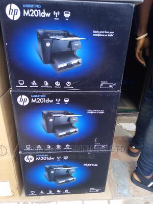 Hp Laserjet Pro M201dw   Printers & Scanners for sale in Lagos State, Ikeja