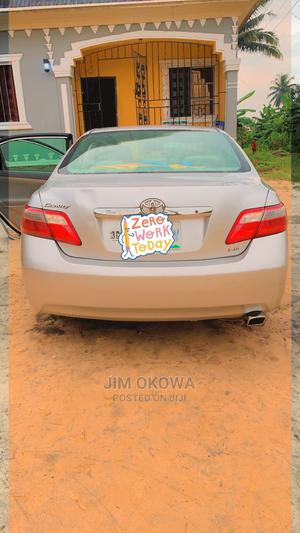 Toyota Camry 2008 2.4 LE Silver   Cars for sale in Delta State, Warri