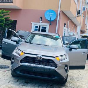 Toyota RAV4 2021 Silver   Cars for sale in Lagos State, Ajah