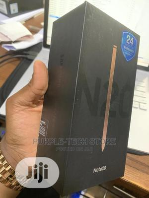 New Samsung Galaxy Note 20 256 GB Black | Mobile Phones for sale in Lagos State, Ikeja