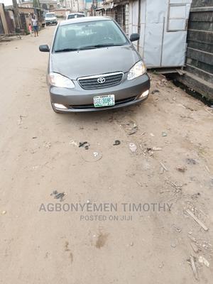 Toyota Corolla 2004 1.4 Gray   Cars for sale in Lagos State, Agboyi/Ketu