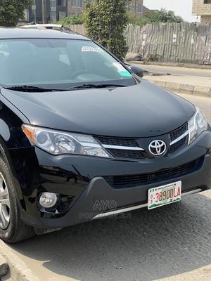 Toyota RAV4 2014 Black | Cars for sale in Lagos State, Ajah