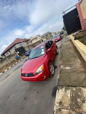 Toyota RAV4 2007 Sport 4x4 Red | Cars for sale in Lagos State, Ogba