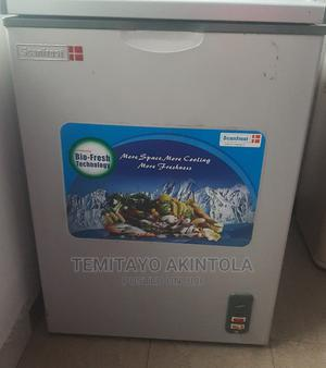 100ltrs Scanfrost Chest Freezer | Kitchen Appliances for sale in Lagos State, Kosofe