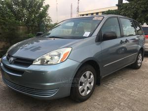 Toyota Sienna 2004 CE FWD (3.3L V6 5A) Blue | Cars for sale in Oyo State, Ibadan