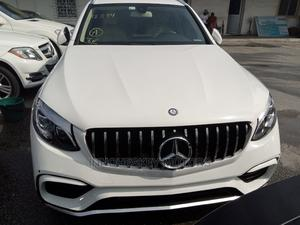 Mercedes-Benz GLC-Class 2017 White | Cars for sale in Lagos State, Apapa