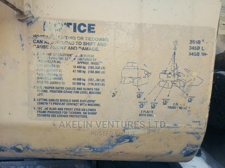 345 BL Excavator   Heavy Equipment for sale in Amuwo-Odofin, Lagos State, Nigeria