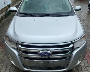 Ford Edge 2012 Silver   Cars for sale in Lagos State, Lekki