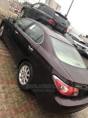 Lexus ES 2004 330 Sedan | Cars for sale in Lagos State, Ojodu