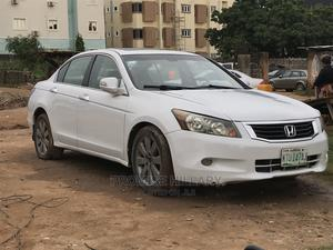 Honda Accord 2008 3.5 EX Automatic White | Cars for sale in Abuja (FCT) State, Gwarinpa