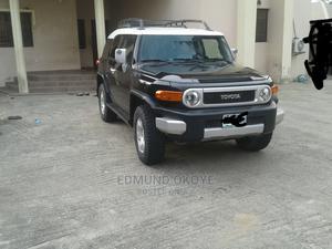 Toyota FJ Cruiser 2008 Base 4x4 Black | Cars for sale in Lagos State, Ajah