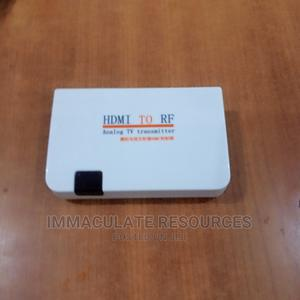 HDMI To RF Converter   Accessories & Supplies for Electronics for sale in Rivers State, Port-Harcourt