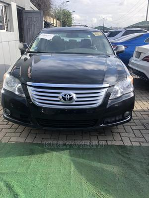 Toyota Avalon 2008 Black | Cars for sale in Lagos State, Ojodu