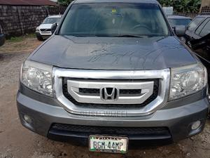 Honda Pilot 2010 Gray   Cars for sale in Rivers State, Port-Harcourt