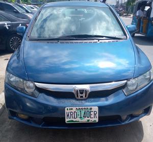 Honda Civic 2010 Blue | Cars for sale in Delta State, Warri