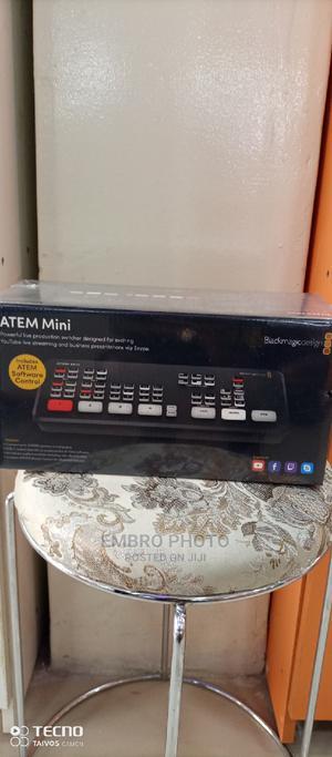 Atem Mini Black Magic   Accessories & Supplies for Electronics for sale in Lagos State, Lagos Island (Eko)