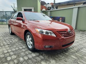 Toyota Camry 2008 Red | Cars for sale in Lagos State, Amuwo-Odofin