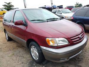 Toyota Sienna 2002 XLE Red | Cars for sale in Lagos State, Apapa