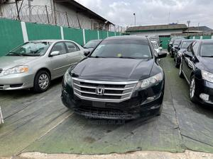 Honda Accord CrossTour 2012 EX Black | Cars for sale in Lagos State, Ogba