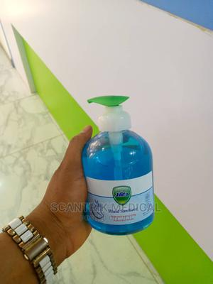 Hand Gel Waterless Hand Sanitizer   Medical Supplies & Equipment for sale in Rivers State, Port-Harcourt
