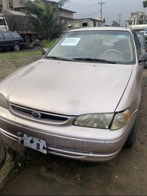 Toyota Corolla 1999 Sedan Automatic Gold | Cars for sale in Rivers State, Port-Harcourt