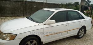 Toyota Avalon 2004 XL White   Cars for sale in Abuja (FCT) State, Karshi