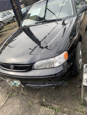 Toyota Corolla 1999 Sedan Automatic Black | Cars for sale in Rivers State, Port-Harcourt