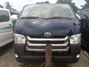 Toyota Hiace Blue | Buses & Microbuses for sale in Lagos State, Apapa