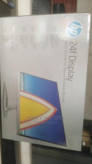 Hp 24 Inch Monitor   Computer Monitors for sale in Lagos State, Ikeja