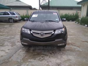 Acura MDX 2007 Black | Cars for sale in Lagos State, Gbagada