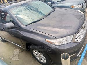 Toyota Highlander 2013 Gray | Cars for sale in Rivers State, Port-Harcourt