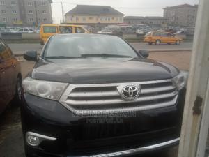 Toyota Highlander 2013 Limited 3.5l 4WD Black | Cars for sale in Lagos State, Ojodu
