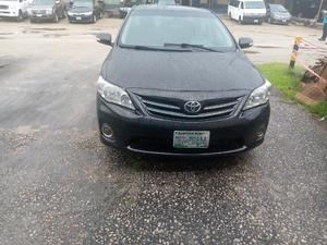 Toyota Corolla 2012 Black   Cars for sale in Rivers State, Port-Harcourt
